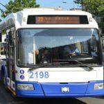 Первые троллейбусы с кондиционерами появятся в Кишиневе уже в этом месяце