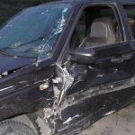 Авария с участием такси в Приднестровье: один из водителей был пьян (ФОТО)