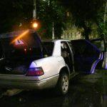 В двух серьезных ДТП в Тирасполе на выходные пострадали двое взрослых и ребенок (ФОТО)