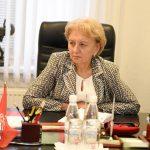 Гречаный приняла граждан по личным вопросам, пообещав им помощь (ФОТО)