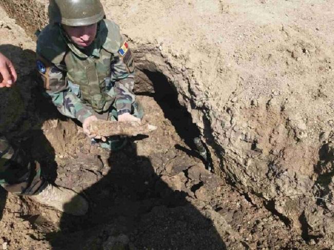 Саперы Нацармии Молдовы в июне уничтожили 19 взрывных объектов (ФОТО)