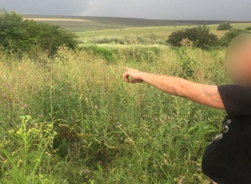 На границе Молдовы задержан вор и нарушитель-рецидивист