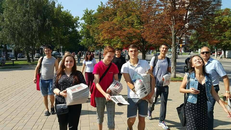 Партия социалистов проводит Дни политинформирования по всей Молдове (ФОТО)