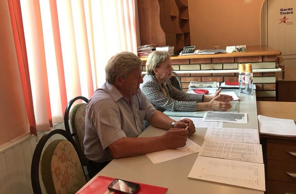 Гречаный на заседании актива ПСРМ в районе Дрокия обсудила подготовку к парламентским выборам (ФОТО)