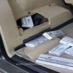Около 4 тысяч сигарет пытался незаконно ввезти в соседнюю страну гражданин Молдовы (ФОТО)