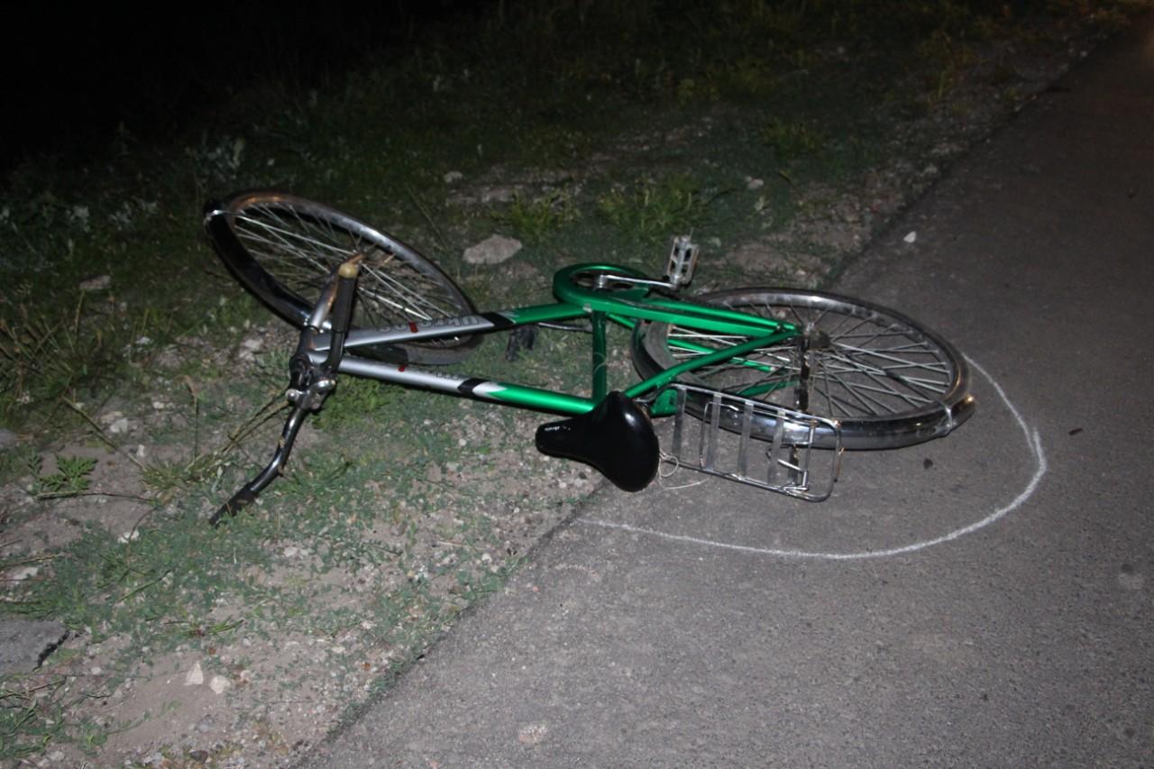 В Оргееве водитель сбил насмерть велосипедиста и сбежал с места ДТП