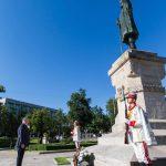 Додон: Только верность памяти наших великих предков позволит нашему государству выстоять