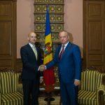 Додон выразил уверенность в продолжении активизации отношений между Молдовой и Латвией