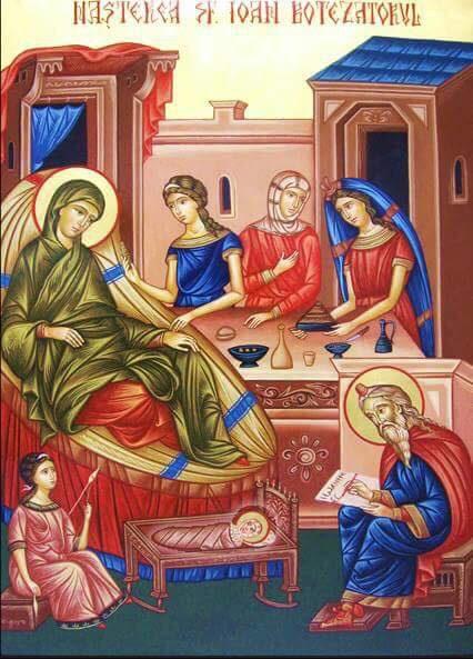 Додон поздравил православных верующих с праздником Иоанна Крестителя