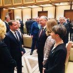 Додон встретился с Медведевым на инаугурации Эрдогана (ФОТО)