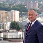 По приглашению Эрдогана Додон принимает участие в его инаугурации
