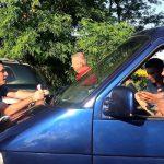 """""""Стопхам-Молдова"""" на выезде: наглого водителя поставили на место на таможне (ВИДЕО)"""