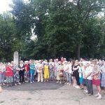 Сороки - за русский язык и многонациональную Молдову! (ФОТО)