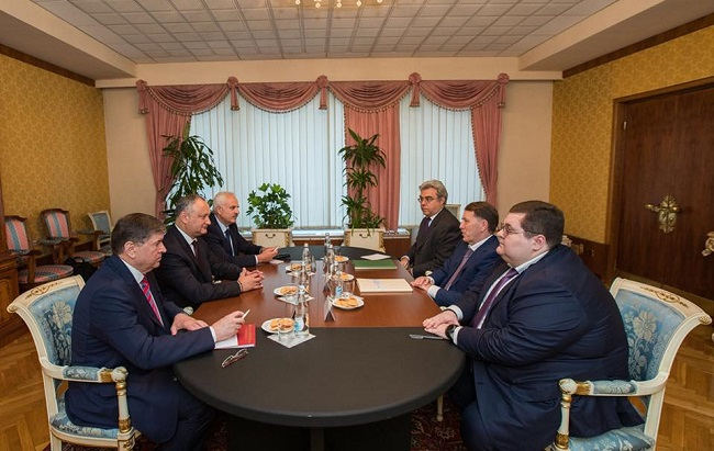 Додон намерен добиться полного разблокирования поставок молдавской продукции в Россию