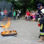Противопожарную подготовку прошли более чем 300 детей в лагере Оргеева (ФОТО, ВИДЕО)