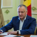 Додон не исключает переноса даты парламентских выборов (ВИДЕО)