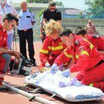 Отравившаяся парацетамолом девочка была перевезена в Бухарест командой SMURD (ФОТО)