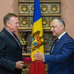 Президент поощрил выдающихся деятелей Молдовы, прославляющих нашу страну за рубежом (ФОТО)