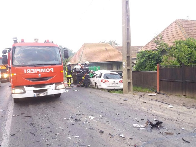 СМИ: Третий участник смертельного ДТП в Румынии выжил и находится в сознании