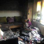 Стали известны подробности пожара на Измаильской (ФОТО, ВИДЕО)