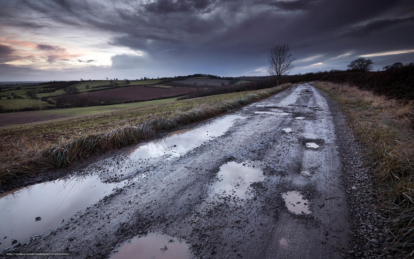 Размытые дороги, затопленные и обесточенные дома, уничтоженный урожай: последствия ливней в Молдове