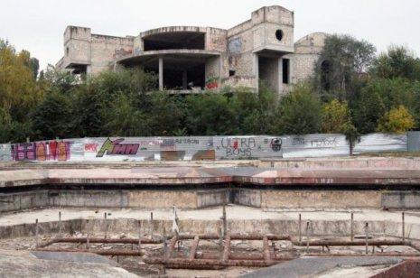Усилиями социалистов знаменитый фонтан на Ботанике будет восстановлен (ФОТО)