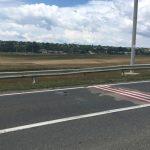 Обломки телеги и следы тормозного пути: опубликованы фотографии с места ночной аварии у Леушан (ФОТО)
