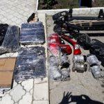 Крупную партию новых и подержанных автозапчастей пытались незаконно ввезти в страну три молдаванина (ФОТО)