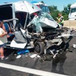В результате ДТП в Австрии был госпитализирован гражданин Молдовы
