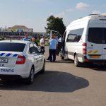 Водителей рейсовых автобусов оштрафовали за нарушение правил перевозки пассажиров (ФОТО)