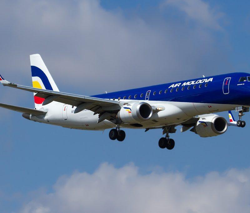 Air Moldova запускает прямые рейсы по маршруту Кишинев-Киев-Кишинев