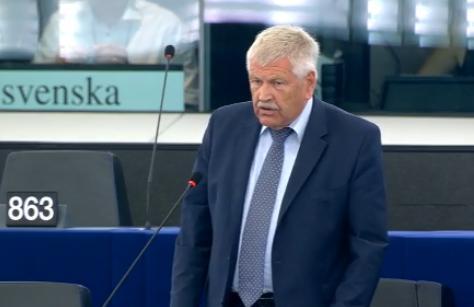 Депутат Европарламента – своим коллегам: Где было ваше возмущение, когда КС отстранял от должности Додона? (ВИДЕО)