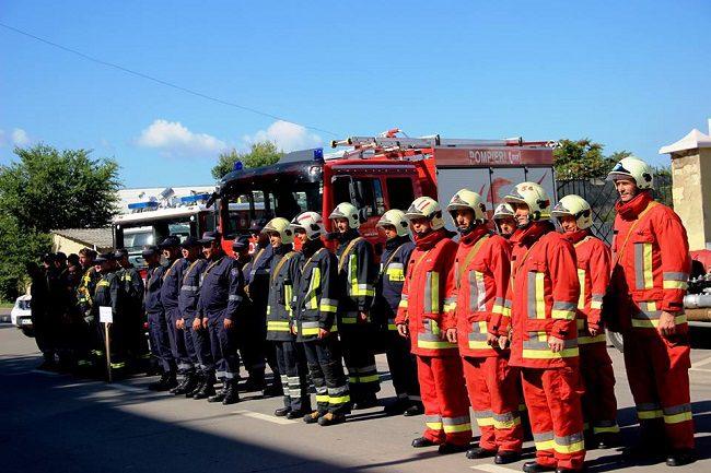 Землетрясение, взрывы, аварии, пожары, наводнение: спасатели отрабатывали готовность к чрезвычайным ситуациям