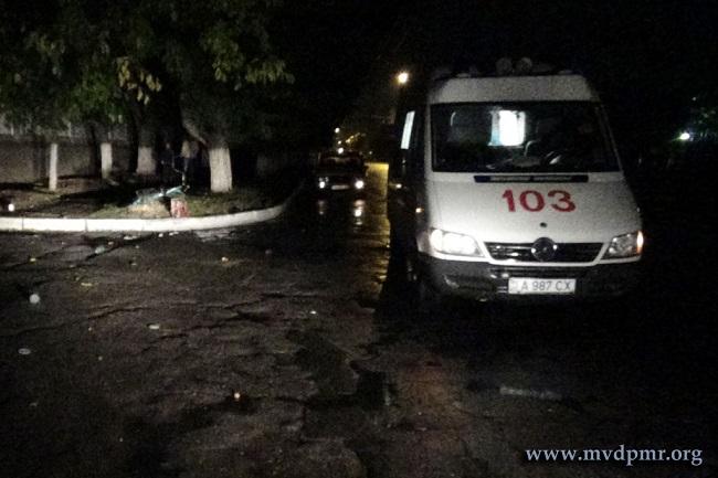 В Бендерах пассажирский автобус насмерть сбил велосипедиста: милиция ищет свидетелей
