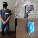 Житель Кишинёва применил оружие, чтобы вернуть долг (ВИДЕО)