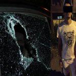 В Кишинёве автовор был задержан полицией за очередную кражу