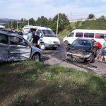 Серьезная авария на въезде в Яловены: есть раненые (ФОТО)