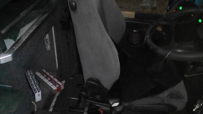Служебный пёс таможенников вновь помешал контрабанде табачных изделий (ФОТО)