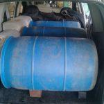 Более двух тонн контрабандного алкоголя были изъяты на таможне (ФОТО)