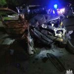 В страшной аварии в Приднестровье погибли два человека (ФОТО)