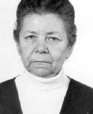 В Бендерах без вести пропала пенсионерка, страдающая потерей памяти