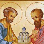 Додон поздравил граждан с днём святых апостолов Петра и Павла