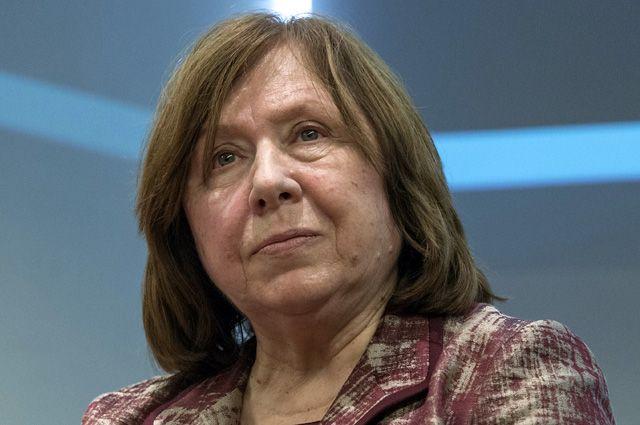 «Каратели были из Украины». Одесские радикалы против Светланы Алексиевич