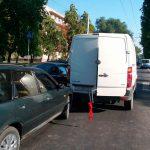 Пять ДТП за прошедшие сутки произошло в Приднестровье (ФОТО)