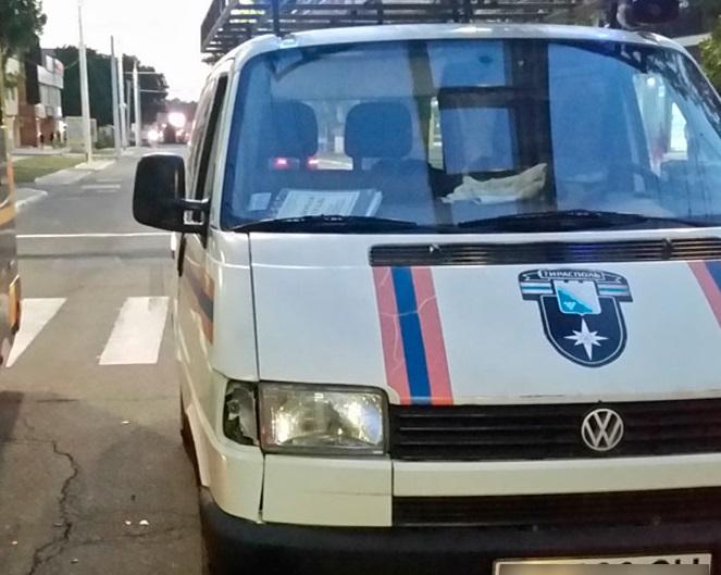 В Тирасполе подростка на переходе сбила машина спасателей, спешивших на вызов к ребенку