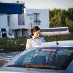 Молдаванин попытался пересечь границу на авто с нарушением правил регистрации