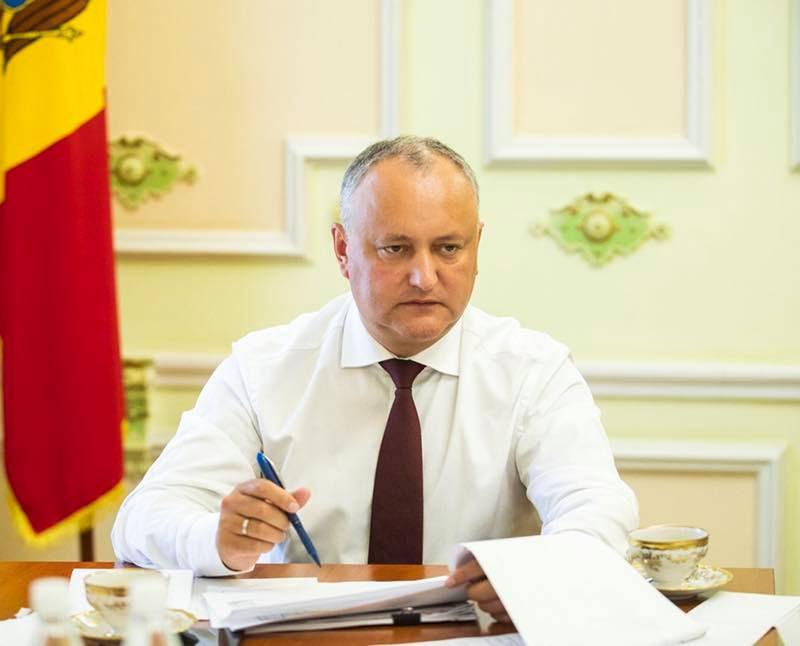 Додон отправился в Санкт-Петербург: президент примет участие в заседании Высшего совета ЕАЭС и неформальной встрече лидеров СНГ