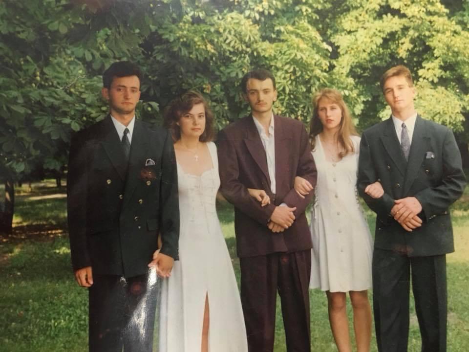 Игорь и Галина Додон отмечают сегодня 19 лет совместной супружеской жизни (ФОТО)