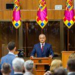 Додон: Независимость Молдовы – это возможность для нее занять достойное место на карте Европы и мира (ВИДЕО)