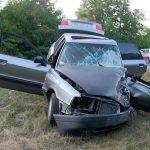 В аварии с участием пьяного водителя пострадали два человека (ФОТО)